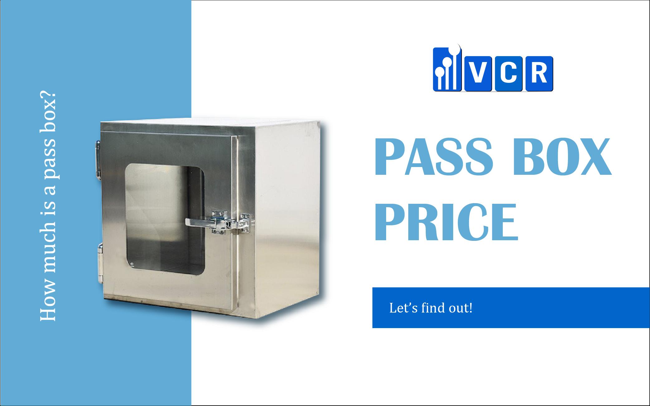 pass box price