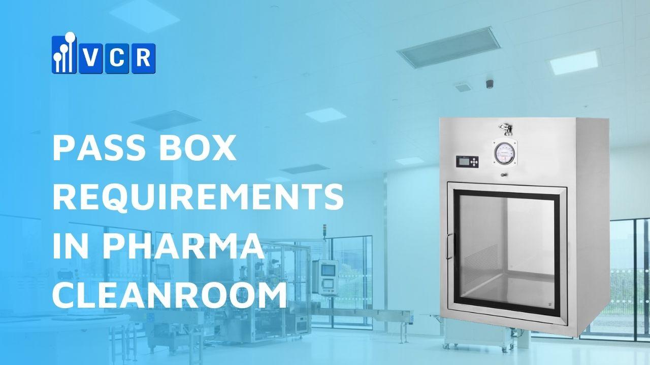 pass box in pharma